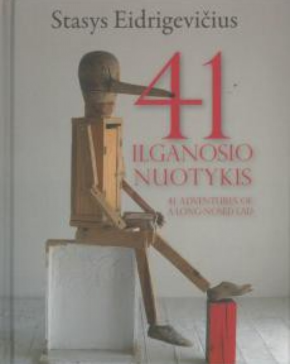 41 Ilganosio nuotykis = 41 adventures of a Long-nosed lad